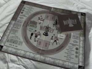 In the good old days, simulation was all the rage...and you didn't even get booked for it...Wembley, a classic board game
