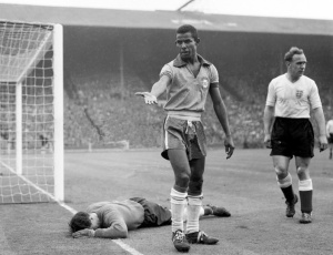 Soccer - Friendly - England v Brazil