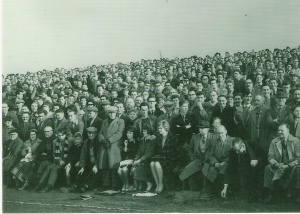 Crowd at Loughborough