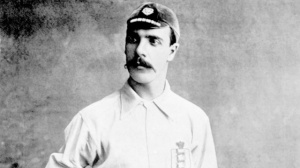 John Goodall was the League's first sharpshooter - despite playing in a nice velvet cap....