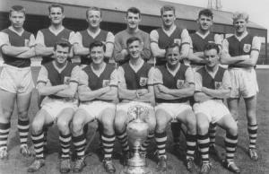 Great Reputations: Burnley 1959-60 - a good year for claret