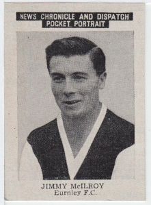 bfc jimmy mcilroy card 20