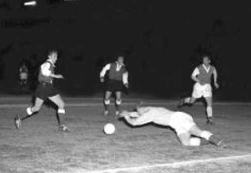 In the beginning, European football was a kick in the dark