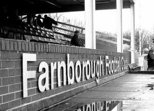 Farnborough....or has the name changed too?