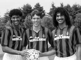 ...to Golden Years (Rijkaard, Van Basten and Gullit)