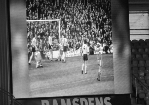Action at the Riverside....but it's almost 40 years' old