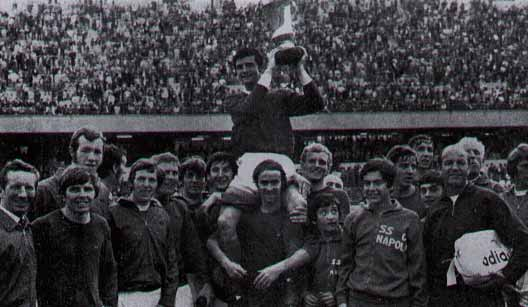 Swindon- victorious in Europe