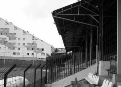 Red Star's home in Saint Ouen