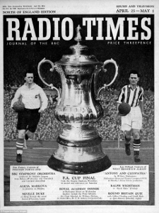 In 1954, Finney captained Preston at Wembley