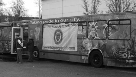 In Pompey we trust...
