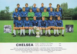 1970-71 Chelsea Teamgroup