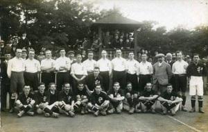 England on tour 1908
