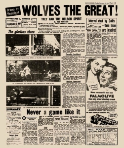 Great Reputations: Wolves 1957-60 - the mighty men from Molineux