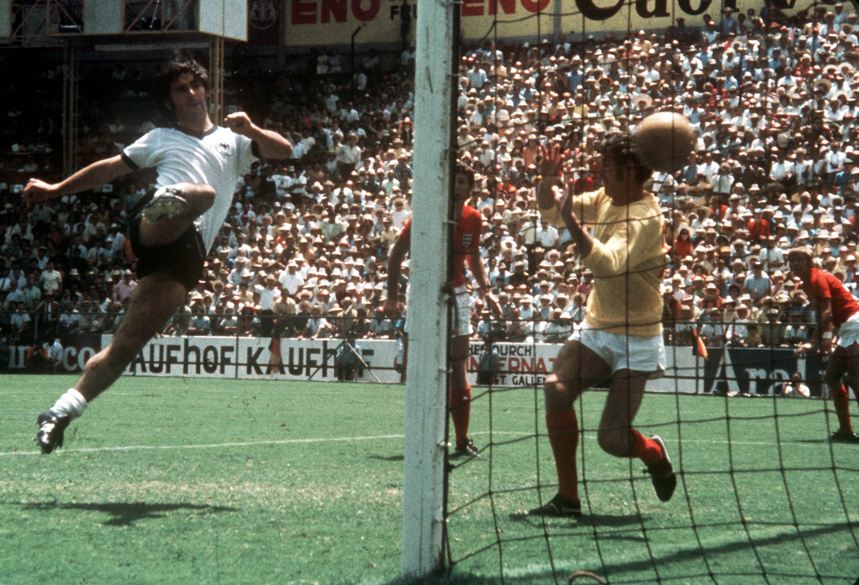 Peter Bonetti and death in the afternoon