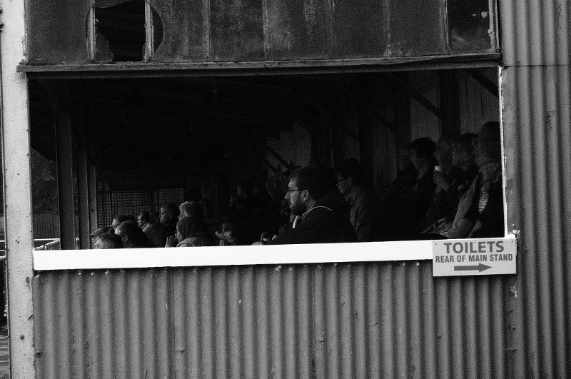 Shabby it may be, but non-league fans love Top Field's charm...