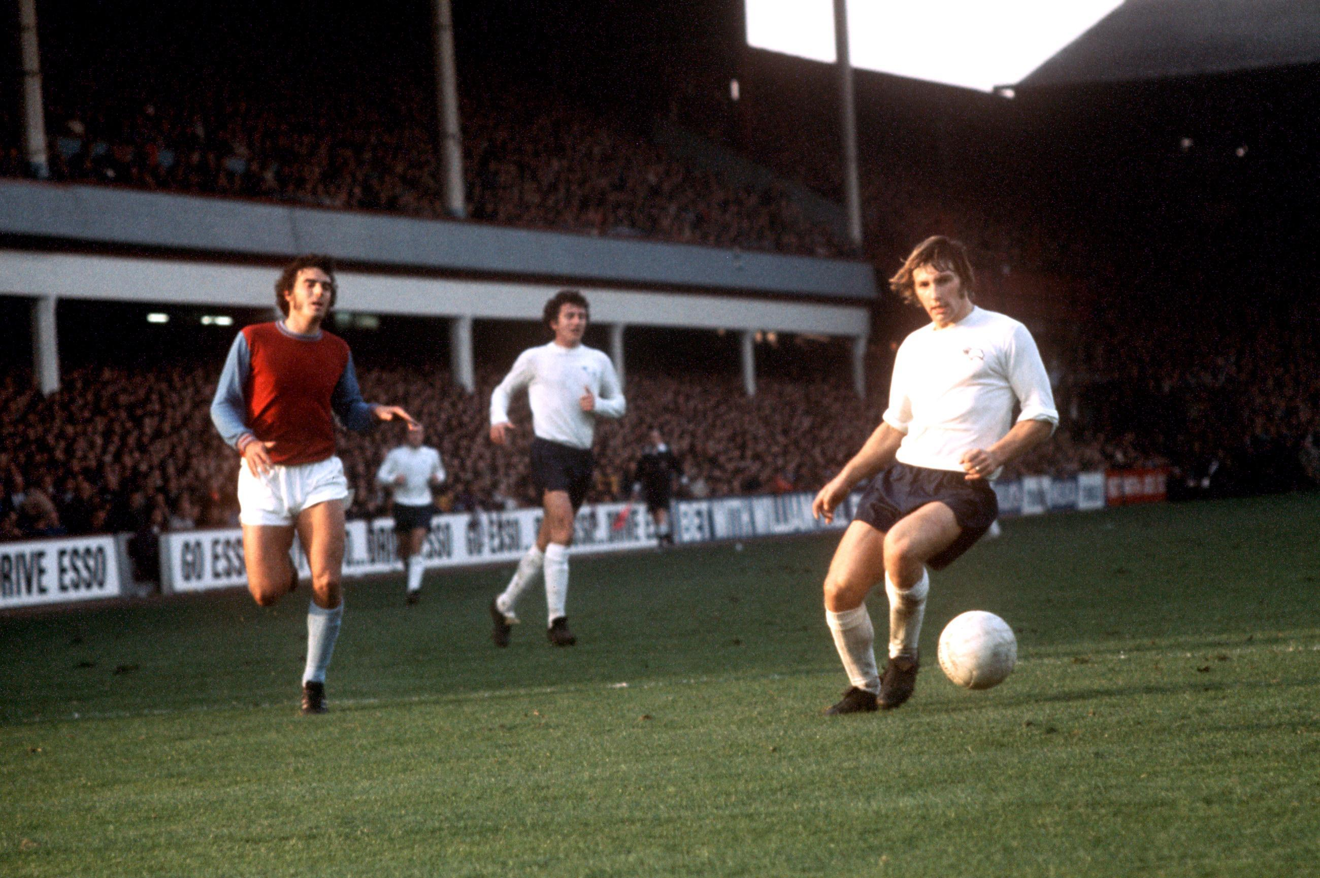 Roy McFarland and Colin Todd, the best defensive duo of the 1970s?