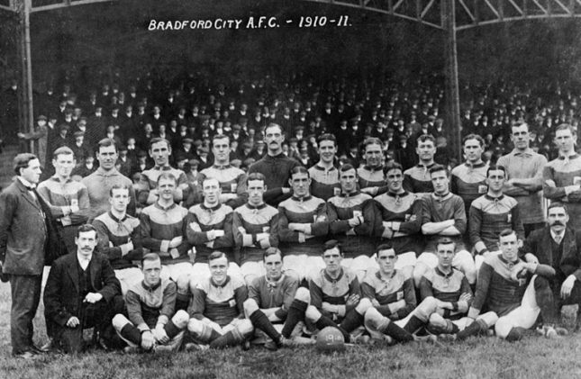 When Bradford struck it big - the 1910-11 Bantams!