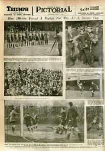 There was a time when the AFA Senior Cup attracted big crowds