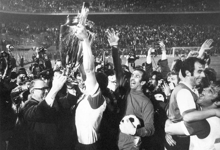 Great Reputations Feyenoord 1970 The Overlooked Dutch Masters