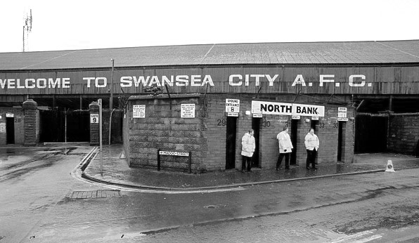 Swansea have come a long way since the days of the Vetch Field...