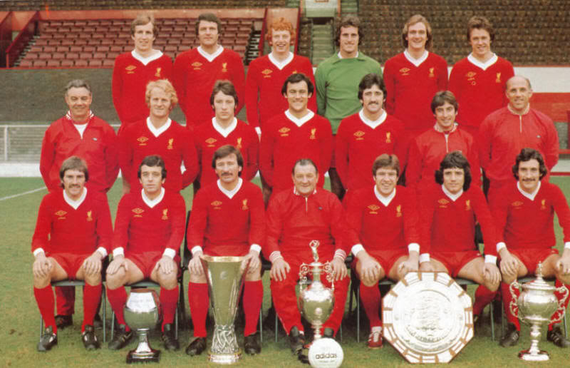 Image result for 1975-76 liverpool league