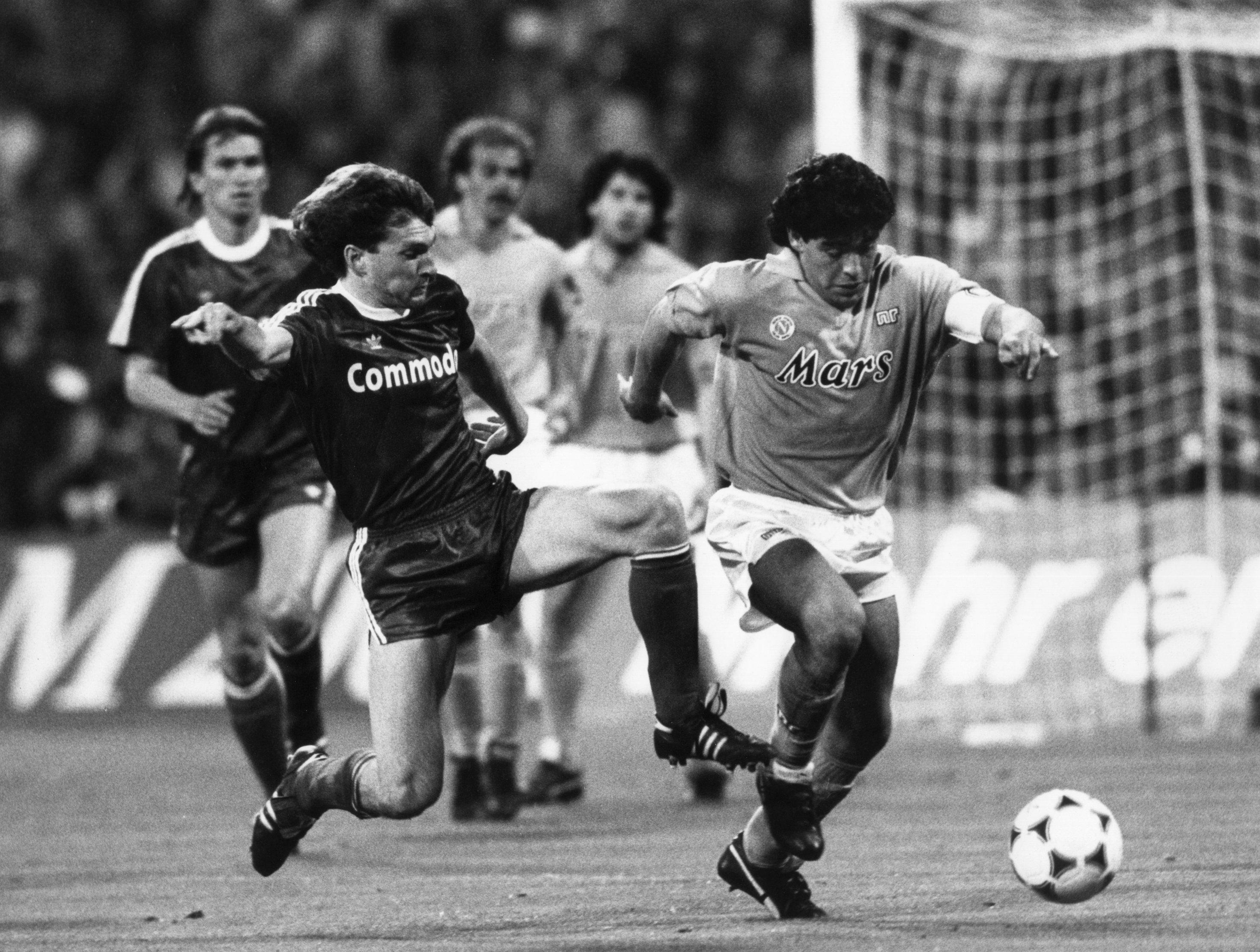 Naples and Maradona, a dream that won't end