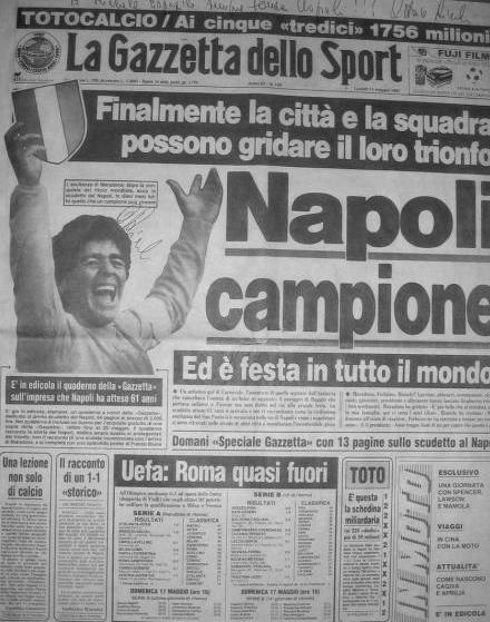 Napoli 1987