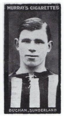 Charles Buchan in Sunderland colours