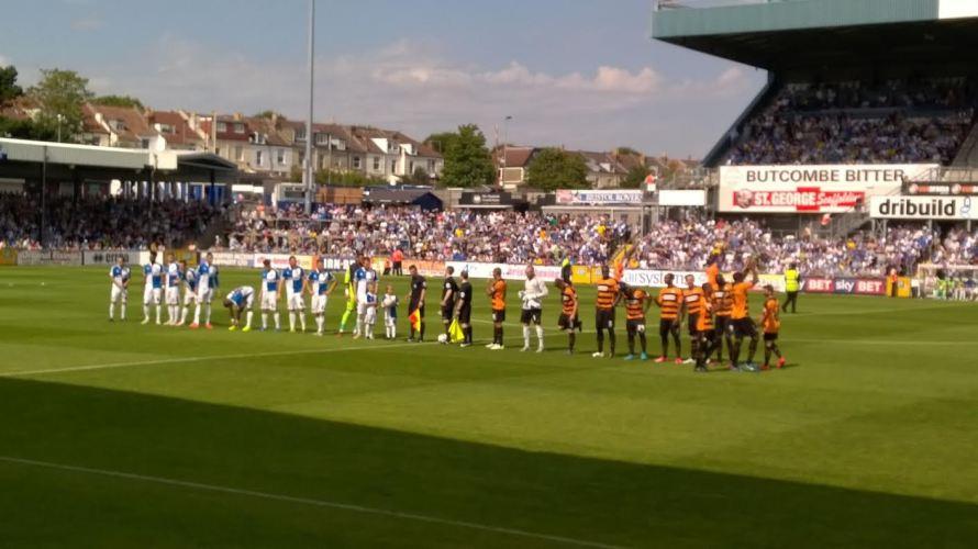 Bristol Rovers v Barnet