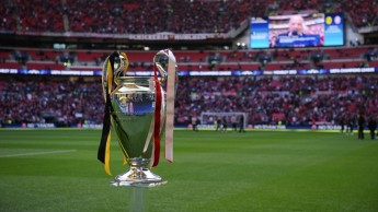European cup shot