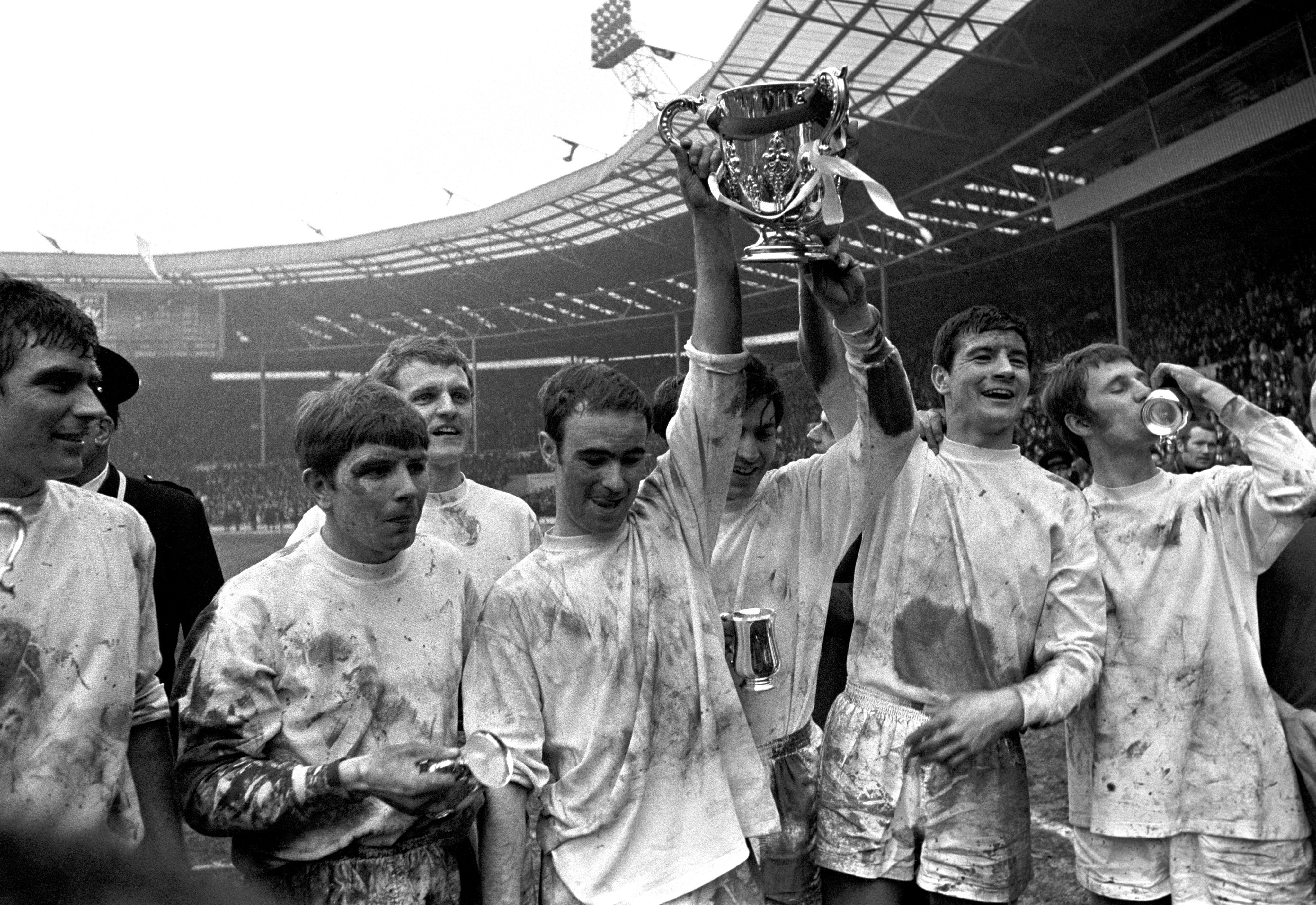 """Great Reputations:  Swindon Town 1969, winners of the """"People's Cup"""""""