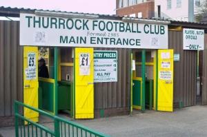 Thurrock fc