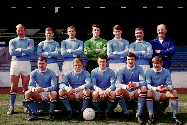 MCFC 1967-68