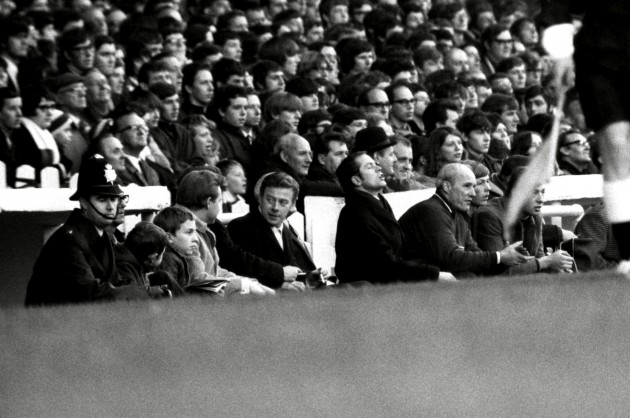 The dugout at United hasn't always been comfortable...