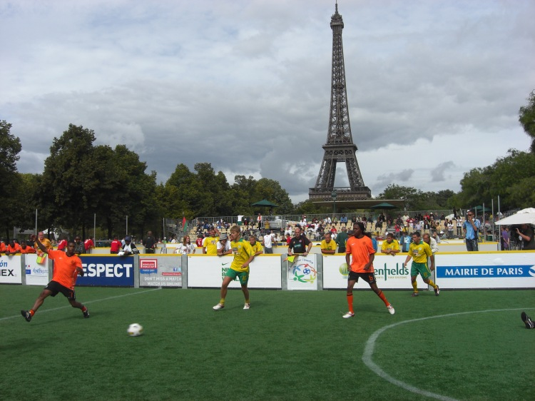Name that city...a past Homeless World Cup