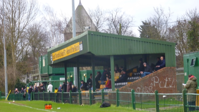 East Thurrock United could be playing at step 2 next season
