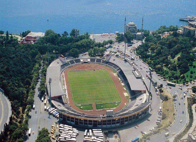 Besiktas stadium ranks among the most attractive in Europe...but the balance sheet is not so pretty.