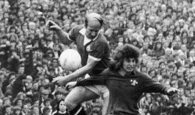 Ian Britton, wee-man from Chelsea's dark age |