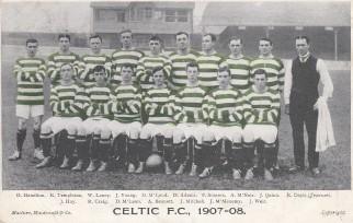 celtic 1907-08
