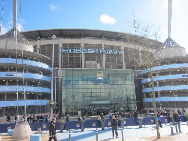 Thursday nights at the Etihad?