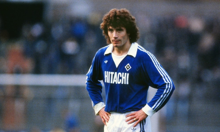 EU trailblazer - Kevin Keegan