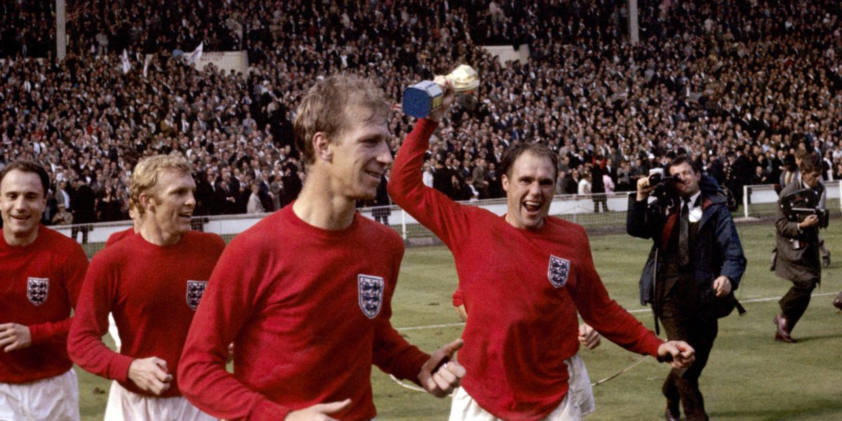 Football Read Review: A new slant on that 1966 story