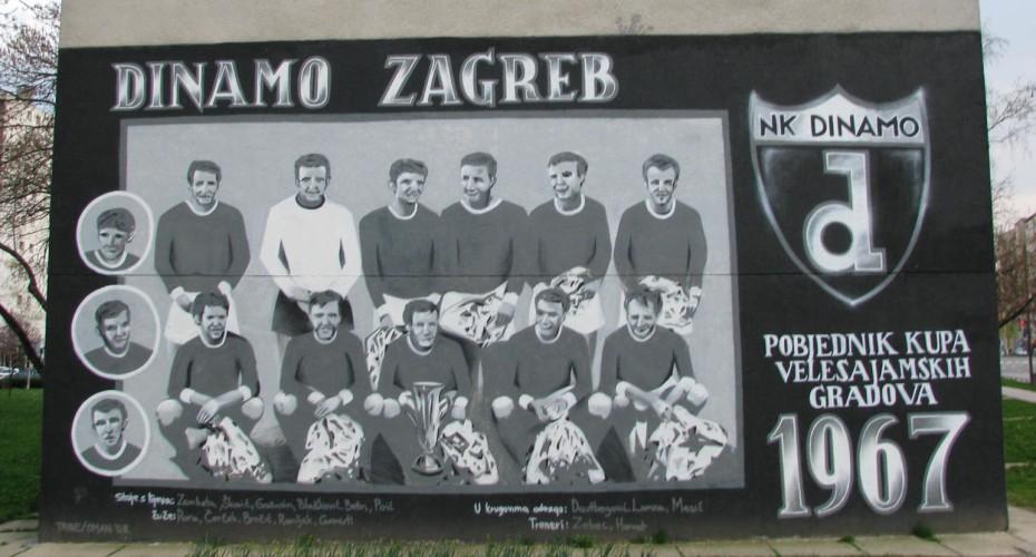 Grafit_Zagreb_Peščenica_NK_Dinamo_1967