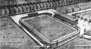 The old Wankdorf