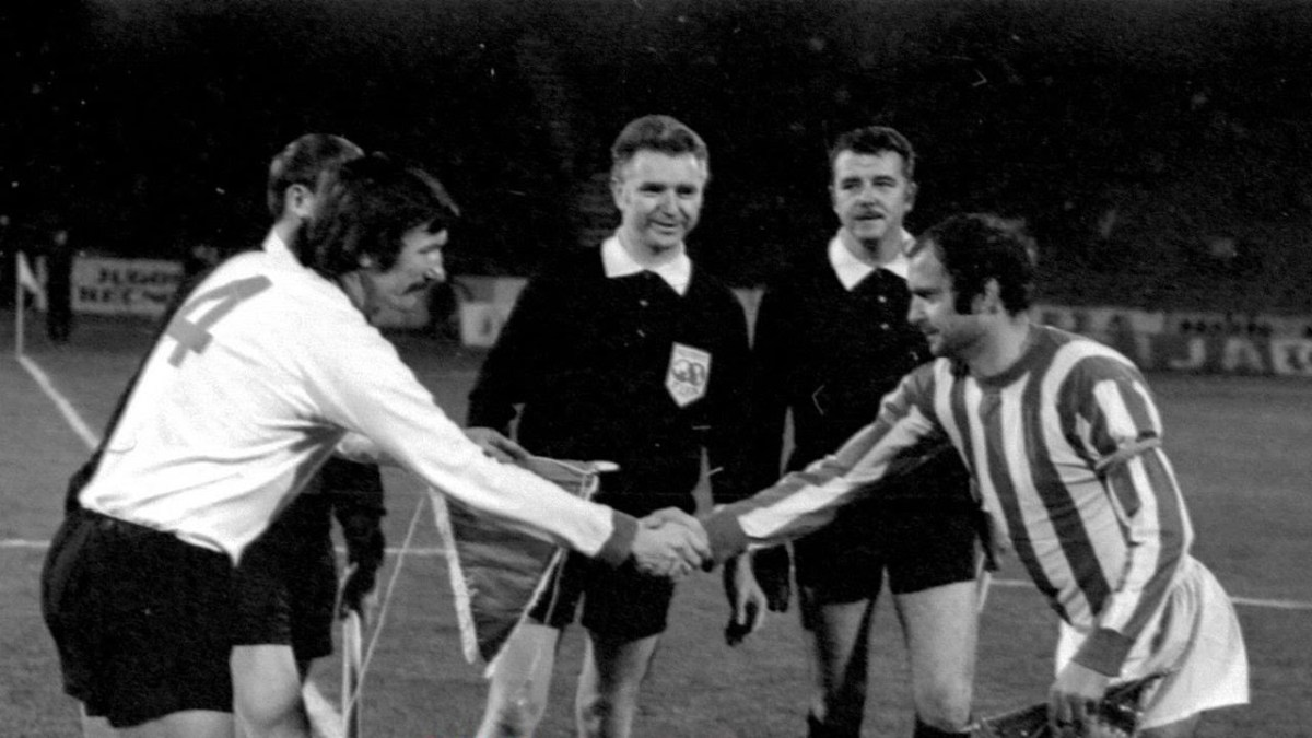 Great Reputations: Red Star Belgrade 1973-74 - the team that changed English football