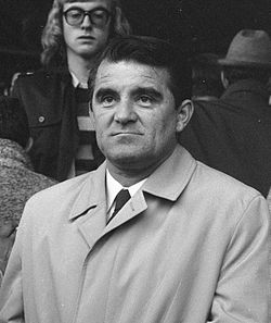 The main man, Miljanić