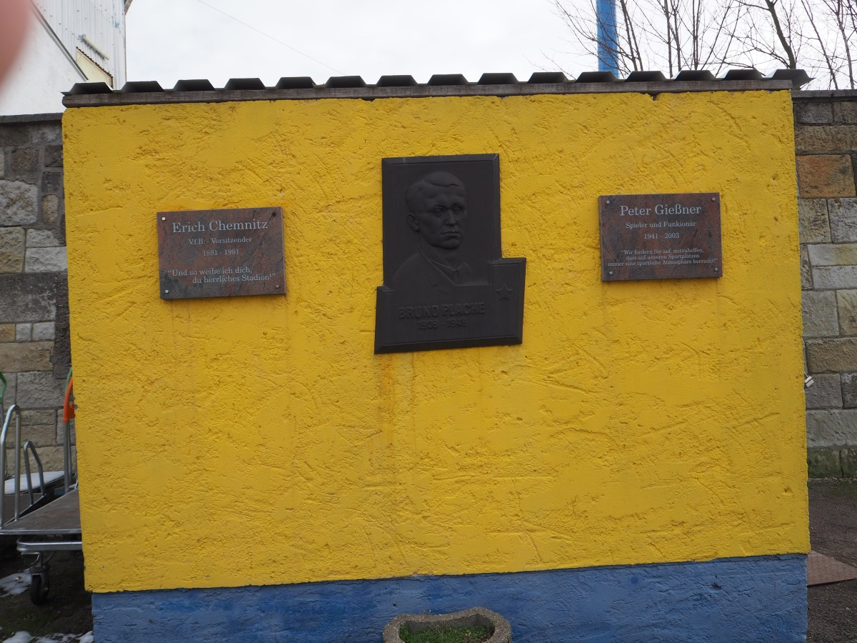 Tributes to the men who made the club