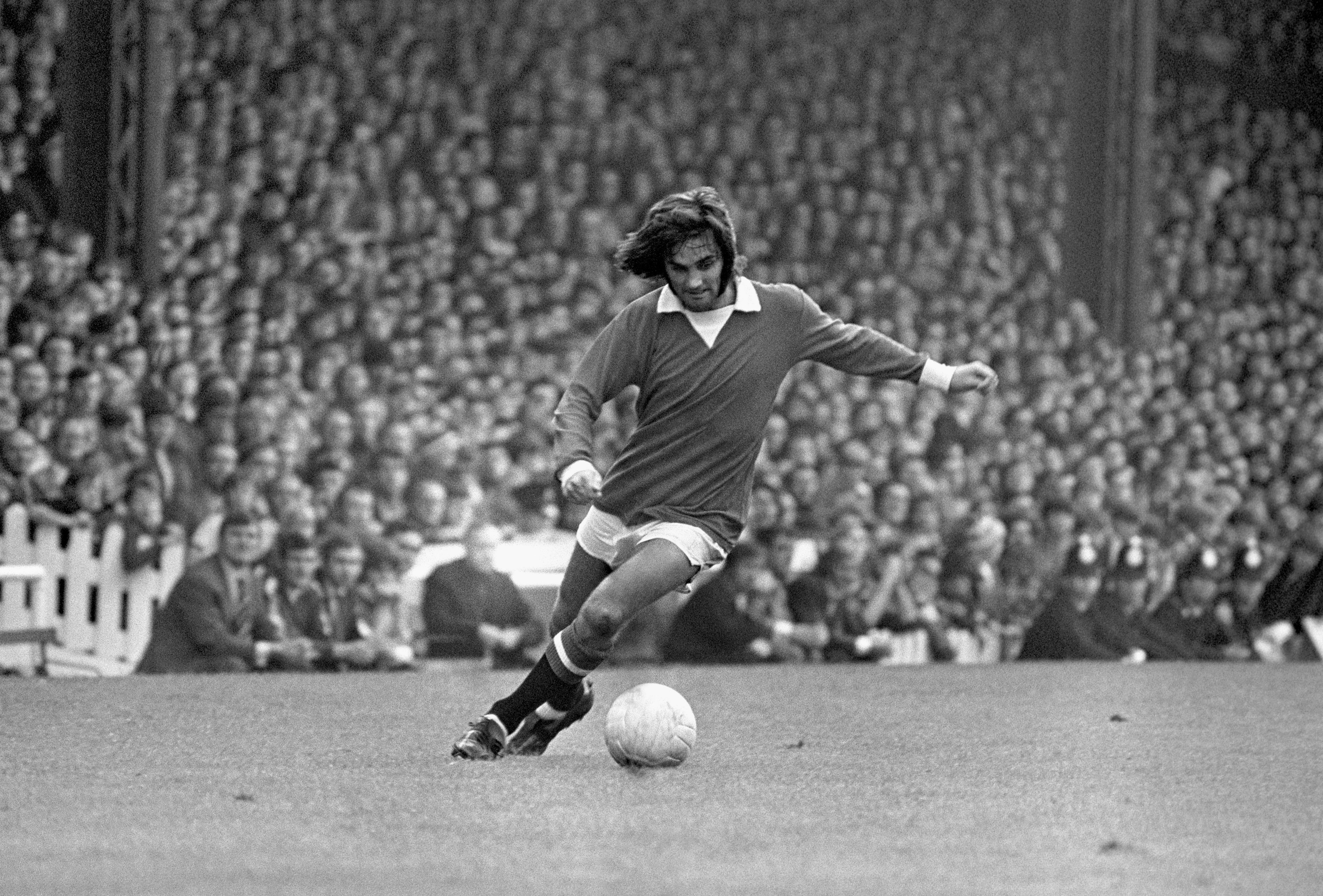 The problem with being George Best