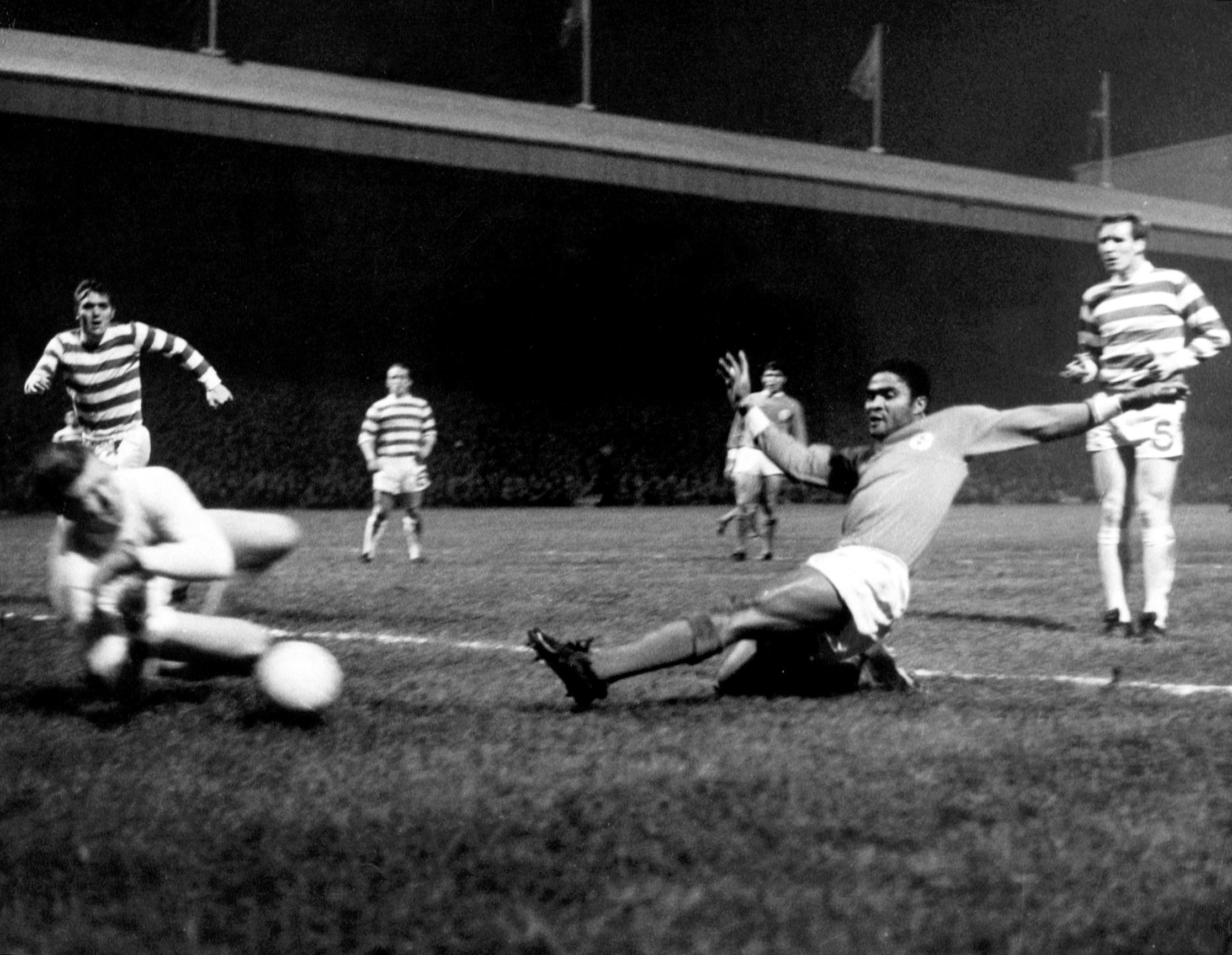 Paradise lost…but we ll never for Cruyff Eusebio and their