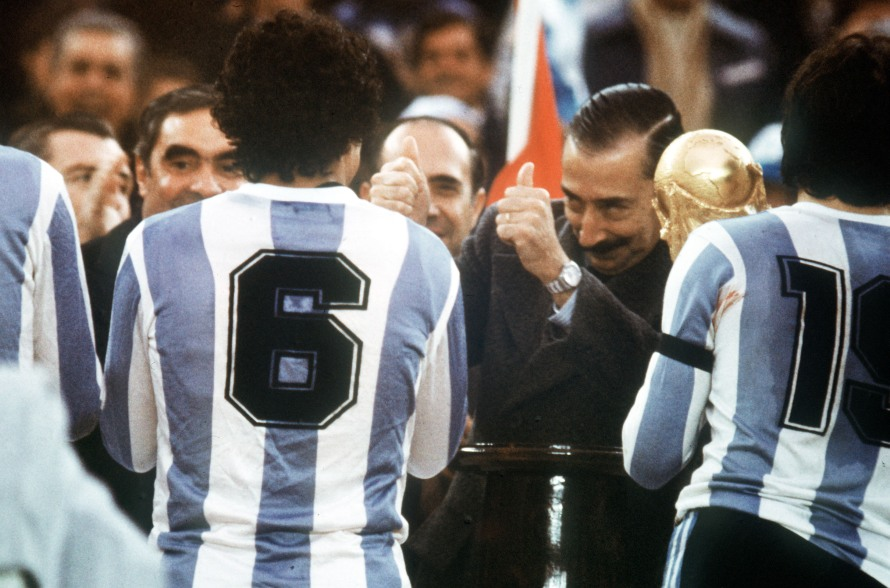 1978 FIFA World Cup: Argentina - Netherlands 3:1 after Extra Time